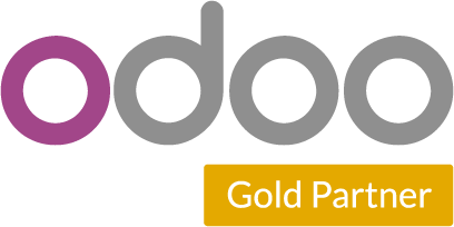 Certificado Odoo Gold Partner